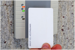 Commercial Card Readers