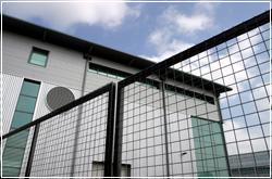 Commercial Perimeter Fencing